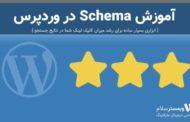schema در وردپرس (آموزش تصویری فعالسازی نشانه گذاری در وردپرس)